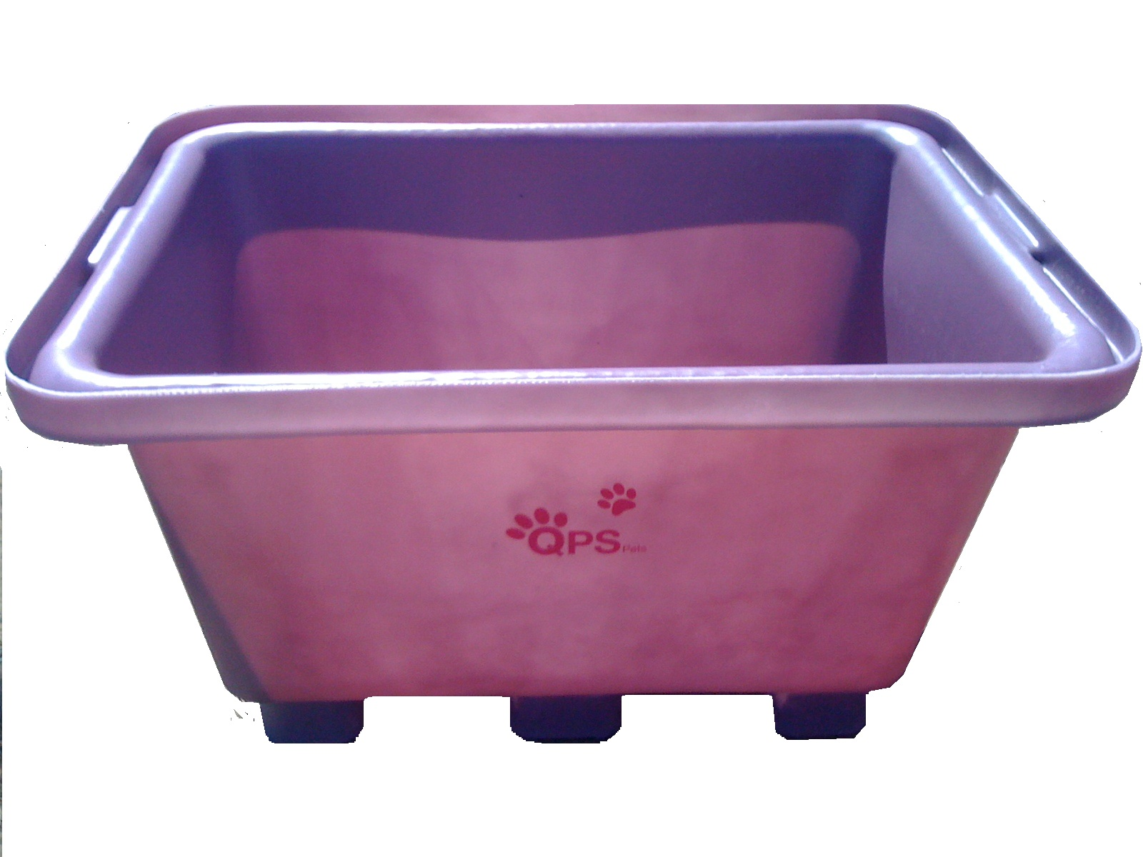 250l Water Trough Purple Quality Pet Supplies Dog Bath Grooming Supplies Dog Grooming Equipment